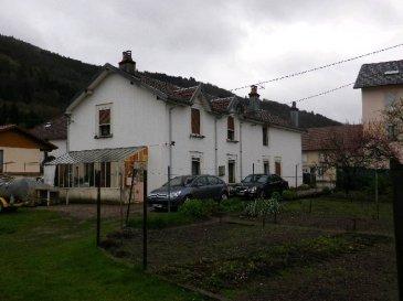 Immeuble de rapport Rupt-sur-Moselle