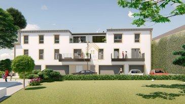 Cet appartement de 85,41m² de surface habitable se situe au 1er étage et se compose comme suit :   - Hall d\'entrée, - Cuisine ouverte sur le living de 37,94m², - WC séparé, - Salle de bain, - 2 chambres de (13,26m² et 10,15m²) dont une avec dressing, - Cave.  Prix App N°03 :   - 680.330,00.-€ TVA 3% inclus   - 730.330,00.-€ TVA 17% Inclus.  Prix Parking :   - Garage intérieur à partir de 38.000,00.-€ TVA 17% inclus,   - Parking extérieur à partir de 21.000,00.-€ TVA 17% inclus.  Venez-vite découvrir ce nouveau projet !  Tous les prix annoncés s\'entendent à 3 % TVA, sujet à une autorisation par l\'Administration de l\'Enregistrement et des Domaines.  Nous restons à votre disposition pour une présentation de l\'appartement et du cahier de charges, n\'hésitez pas à nous contacter 28.66.39-1 ou bien par mail : info@realgimmo.lu.  Les visites ont repris, et nous sommes heureux de pouvoir à nouveau vous revoir! Notre équipe sera équipée de gants et de masques afin de vous recevoir ou vous faire visiter nos biens en toute sécurité.  Ref agence :73157