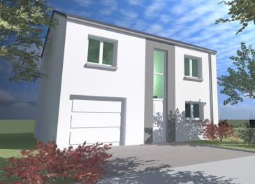 Maison individuelle à Guénange