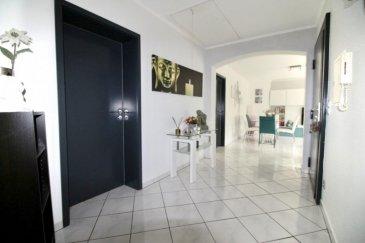 RE/MAX, spécialiste de l'immobilier à Dudelange, vous propose en exclusivité un appartement de 3 chambres au 2ème étage d'une résidence de 4 unités, d'une surface de 95 m² habitables environ. Il se compose de la manière suivante :  - Grand et vaste hall d'accueil desservant toutes les pièces,  -Un salon-séjour de 25 m² environ, - Une cuisine équipée et indépendante de 12 m² environ, - 3 chambres à coucher de 17 m², 12 m² et 12 m² environ, - Une salle de douche avec WC, - Un espace buanderie privatif / possibilité d'un WC séparé, - 2 caves privatives (6 m² et 2m²).  A cela s'ajoute un immense grenier privatif à aménager de 94 m² environ  *** Des travaux d'amélioration déjà voté en assemblée seront réalisés au 3ème trimestre 2018 (nouvelle façade isolante, nouvelle toiture, triple vitrage, etcà). Ces travaux sont à charge des propriétaires actuels.***  Spacieux appartement et bien agencé.  Chaudière individuelle à gaz.  *** Peut être vendu meublé.  Proche de toutes commodités : Grand parking à 2 min de l'immeuble, bus, hôpital de Dudelange à 5 min, station essence, crèche à 2 min à pieds, écoles, lycée, centre-ville, surface commerciale à proximité, banques, etcà.  A visiterà.  Disponibilité à convenir.  CONTACT : MICHAEL CHARLON au 621 612 887 ou par Mail : michael.charlon@remax.lu Ref agence :5095913