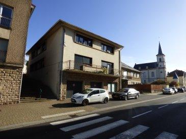 Immeuble de rapport d'environ 520m² au total comprenant:  En rez de chaussée:  -1 dépôt  avec 2 garages  d'environ  150m² au sol (idéal artisan ou entreprise du bâtiment  louable 1300€/mois)  Au 1er et au 2éme étage(env 130 m² chacun):  -12 chambres louées meublées (8 pour 550€/mois et 4 pour 450€/mois) soit 6200€/mois  Au 3éme étage (110m²carrez 160m² au sol): -combles aménageables pouvant accueillir 5 logements supplémentaires. (soit +-2500€ /mois de revenu complémentaire pour -+100 000€ de travaux d'aménagements)  Charges mensuel(électricité, gaz, taxe foncière, eau, assurance):  1300€/mois  Construction sur dalle béton, couverture et charpente en excellent état, système électrique aux normes, chauffage central au gaz, menuiserie récente.  tél +352 661 333 355