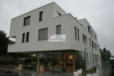 IMMO EXCELLENCE vous propose ce joli appartement d'une surface habitable de 63 m2  situé au dernier étage d'une Résidence neuve. L'appartement se compose comme suit : Un hall d'entrée ( 5.81 m2 ), une belle et moderne cuisine équipée ( 9.36 m2 ), une chambre-à-coucher ( 13.05 m2 ), une jolie terrasse / balcon ( 6.60 m2 ), un W.C. séparé ( 2.02 m2 ), une salle-de-doucher avec raccordement pour la machine-à-laver ( 7.25 m2 ), deux emplacements intérieurs pour voitures, ainsi qu'une spacieuse cave.  L'appartement se situe à proximité de toutes commodités.  Dippach est une localité luxembourgeoise et une commune portant le même nom, situées dans le canton de Capellen.  Dippach se trouve à seulement 20 minutes du centre-ville de Luxembourg.