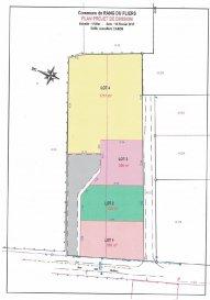 Terrain entièrement viabilisé d\'une surface de 600 m2  Endroit calme et verdoyant  Lot n°1  Réf: 2500