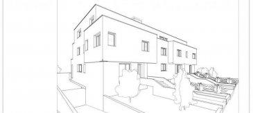 NOUVEAU PROJET DE TROIS MAISONS BI-FAMILIALES SITUÉES DANS UNE RUE TRÈS CALME.  VOUS AVEZ LA POSSIBILITÉ DE VISITER LA MAISON TÉMOIN.  Nous vous proposons ce superbe Appartement Duplex de +/- 154,70 m2, aux finitions soignées, très bien agencé et lumineux avec une terrasse de 33 m2.  Ce bien situé au 1er et 2ème étages est composé comme suit :  Hall d'entrée, Double séjour avec cuisine ouverte de 49 m2,  1 salle de bain,  Toilettes séparées,  1 suite parentale avec salle de douche de 19 m2, 2 chambres, Triple vitrage, 2 emplacements intérieur,  Ascenseur  Au prix de 939 000€ -TVA 3%. Pour plus de renseignements, n'hésitez pas à nous contacter au 24.55.92.78