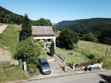 Maison individuelle à Dillingen