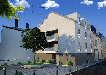 DALPA S.A. vous présente en vente ce beau duplex de +/- 108 m² plus +/- 5,5m² de loggia, situé à Schifflange, quartier calme, convivial et dynamique, offrant une qualité de vie exceptionnelle aux familles et jeunes travailleurs.<br><br>Deux emplacements au sous-sol complètent ce bien.<br><br>Classe énergétique : AAA<br><br>Disponibilité : 2023<br><br>Caractéristiques : <br>- Triple vitrage<br>- Panneaux solaires<br>- Chauffage au sol<br>- Système de VMC<br>- Etc?<br><br>De nombreuses place de parkings sont disponibles au pied de l\'immeuble. <br><br>Les prix sont indiqués avec TVA 3% sous réserve d\'acceptation par l\'administration de l\'enregistrement.<br><br>Des modifications des plans sont possibles.<br><br>Nous sommes à votre entière disposition pour tous renseignements complémentaires ou visites des lieux. Veuillez contacter Antonio Lobefaro sous le numéro + 352 621 191 467 ou par mail sur info@dalpa.lu <br><br>Si vous souhaitez vendre ou louer votre bien, nous mettons à votre disposition notre professionnalisme, savoir-faire ainsi que notre qualité de service. Nous vous proposons des estimations rapides, gratuites et réalistes