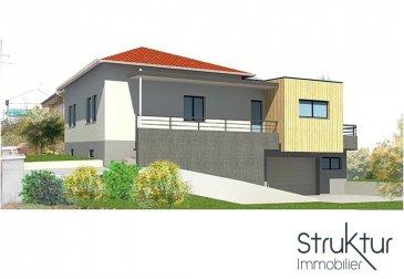 .  +++ MANDAT EXCLUSIF +++<br><br> Struktur Immobilier vous présente ce projet avec permis de construire validé consistant à la réhabilitation et à l\'extension d\'un bâtiment existant pour réaliser une maison de 5 pièces développant 121 m2 habitables sur un sous-sol de 117 m2 avec caves et garage double, le tout sur un terrain de 4,05 ares.<br><br> Taxe d\'aménagement Payée<br> Viabilisé (eau électricité)<br><br> Travaux à prévoir : assainissement, démolition partielle et réhabilitation / construction<br><br> Pour plus d\'informations, contactez-nous au 06 03 40 96 27<br><br><br><br> Honoraires à la charge de l\'acquéreur 5,56 %- inclus dans le prix de vente de 190 000 EUR<br><br>