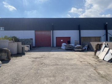 BELARDIMMO vous propose à la vente en exclusivité un local industriel sur la commune de Yutz.<br><br>Le local est situé dans la zone industrielle de Yutz ( rue des Métiers ) à deux pas du centre ville. <br><br>L\'entrepôt fait 350 m² avec une hauteur de 7m90 sous plafond, actuellement utilisé pour de la marbrerie .<br>Le local dispose d\'une évacuation pour les eaux usées, installée pour l\'utilisation des machines a découpe de marbre. <br><br>D\'autres professions peuvent y être installées, avec de nombreuses possibilités d\'aménagement différentes. <br>Possibilité d\'en faire un investissement locatif ou pour installation d\'entreprise. La rentabilité brut est de 7.5% , calculé sur une base de 2000 euros de loyer mensuel . <br><br>Un espace libre à l\'avant de l\'entrepôt permet un espace stockage ou un parking.<br><br>Le PLU permet de créer un appartement au dessus du niveau actuel<br><br>Pour toutes informations, contactez M.Palmucci au + 352 691 105 887 .