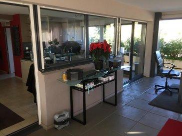 A 20 minutes de Cannes, à Mouans Sartout,   Magnifique appartement avec 2 chambres à coucher à louer pour vacances de 110 mètres carrés.  1000 ' par semaine. Ref agence :780060