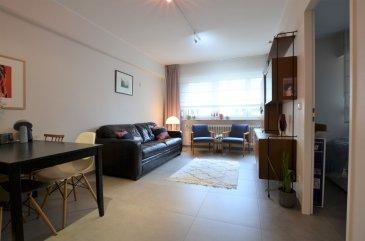 Au deux pas du Glacis, du tram et du Kirchberg, Appartement meublé de ±42m², a 4ème étage d'une résidence avec ascenseur se composant comme suit :  Au 4ème étage : Hall d'entrée de ±3m² avec vestiaire ; un joli séjour de ±17m² avec canapé convertible; une cuisine séparée de ±5m² (Frigo, congélateur 3 compartiments, hotte, plaque vitrocéramique, lave-vaisselle) ; une chambre de ±10m² avec dressing ; une salle de douche de ±5m² avec lave-linge et sèche-linge fournis ; un balcon de ±2m² ;  Au 1er sous-sol : une cave de ±5m² ; Possibilité de louer une place de parking pour 150-€/mois ;  Généralités :  Appartement meublé ; Triple vitrage avec isolation phonique ; Ascenseur ; Proche du centre et du Kirchberg ; Une place de parking dans le garage de l'immeuble est disponible à 150-€/mois  Loyer mensuel :1450-€ - Charges : 200-€ (Hors électricité et internet) ; Garantie locative : 3 mois de loyer ; Disponibilité à partir du 1er Février 2021 ; Bail de 1 an minimum ; Frais d'agence : 1 mois de loyer + TVA 17% ;  Agent responsable : Pierre-Yves Béchet Tél : (+352) 621 654 086 Email : Pierre-Yves@vanmaurits.lu