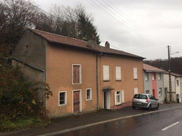 Maison Kédange-sur-Canner