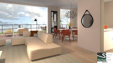 -------------SOUS C OMPROMIS--------- Future construction de deux maisons bi familiales jumelées situées au 17, rue Gaaschtbierg à Mamer  FINITION HAUT STANDING  Appartement Duplex no. C au rez-de-chaussée et au 1er étage Surface habitable 157 m2 + terrasse 32 m2  Au rez-de-chaussée : Hall d'entrée, living avec cuisine ouverte, terrasse, WC séparé, débarras et une chambre parentale comprenant dressing, salle de bain avec baignoire, douche et WC.   Au 2e étage: Hall de distribution, 2 chambres à coucher et une salle de douche.  Classe énergétique A/A, triple vitrage, volets à lamelles, chauffage au sol, ascenseur, cave et jardin privatif de 195m2.  Avantages additionnels : * Plan et devis pour aménagement de cuisine BULTHAUP disponible sur demande * Plan d'architecte d'intérieur et devis pour mobilier intérieur/extérieur SICHEL HOME disponible sur demande  Le prix affiché comprend un taux de TVA super-réduit de 3% (en cas d'affectation du bien à des fins d'habitation principale), un emplacement intérieur et un emplacement extérieur.  Information et documentation : Mme Nassim TOLOUI Tél. : 691 120 478 Email : info@parkagence.lu