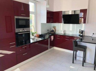 Très bel appartement ensoleillé situé à l'avant d'une petit résidence de trois appartements, vue dégagée. L