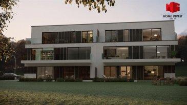 Magnifique appartement (lot 025) d'une surface habitable de  /- 100 m2 (Ecopass: AA) dans la résidence