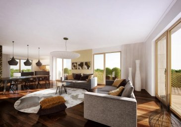 PROJET IMMOBILIER - Luxembourg-Gasperich