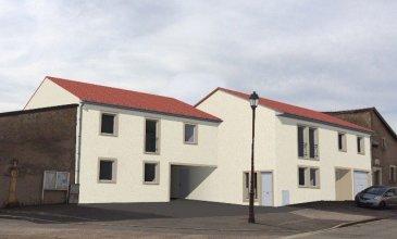 Nouveau à Rugy sur la commune d'Argancy. Petit programme neuf de 4 logements comprenant deux appartements de type F2 de 49.24 et 58.34 m², un appartement de type F3 de 68.60 m² et un F4 de 89.57 m². Chaque appartement profitera d'une généreuse terrasse exposée sud, deux parkings extérieurs. Possibilité de garage. Le charment village de Rugy est idéalement à proximité de l'autoroute A4 et A31. Sur l'axe St Julien / Guénange