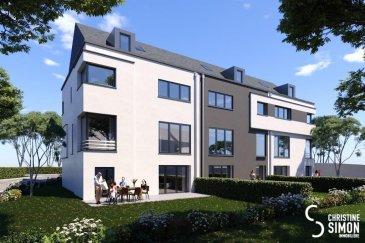 Prochainement en construction 3 maisons prochainement en construction à Redange-sur-Attert,  dans la rue de la Gendarmerie. Lot 1, 2 et 3 Chaque maison a une surface habitable de 190m2,sur des terrains de 2,19, 3,28 et 3,45 ares :possibilité d'aménagé le grenier  de 40 m2 au prix supplémentaires de 50 000 '. Les maisons se compose comme suit: au rez-de-chaussée: garage double, salon d'été, cave, terrasse avec accès au jardin; 1er étage: grand séjour avec salle à manger et cuisine de 63,52 m2, vestiaire et wc séparé; 2ème étage: 3 chambres, salle de douche et buanderie; 3ème étage (grenier) de 40m2 aménageable pour chambre parentale avec salle de bain et dressing. Performance énergétique minimale: BBB   Les maisons sont vendues clés en main avec toutes garanties, mais il est aussi possible d'acquérir seulement le terrain avec plans et autorisations !  Plans et cahier de charges disponibles sur demande !!! Contactez Christine SIMON tel. 621189059ou au cs@christinesimon.lu Ref agence :5338844