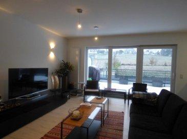 Monia Souilmi (691 21 29 46 ) et RE/MAX spécialiste de l'immobilier à ASSEL, vous propose en vente et en exclusivité un très bel appartement très lumineux, d'une surface habitable de 100m² environ, au premier étage, d'une résidence de 6 unités construite en 2013, situé au calme à ASSEL. L'appartement se compose: D'un grand living très lumineux avec une cuisine entièrement équipée ouvrant sur une grande terrasse de 30m² sans-vis-à-vis. De 3 spacieuses chambres à couché D'une salle de bain WC séparé L'appartement est équipé par des fenêtres doubles vitrages, parquet au sol, vitres électriques, chauffage au gaz, vidéophone.... Deux emplacements à l'extérieur et une cave sis au niveau -1 de la résidence d'une surface habitable de 12m² et une buanderie commune s'ajoute à ce bien. Très joli appartement neuf, sous garantie décennale, beaucoup de charme et de potentiel ... coup de cœur assuré !!!  Disponibilité à convenir !!  Ref agence :5095821