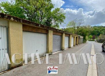 Parking / box Hayange 18 m2. Sur la commune de Hayange - Cité BELLEVUE<br/>Garage de 18m2<br/><br/><br/>