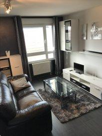 Appartement ENTIEREMENT MEUBLE situé résidence clos de la valériane à 5mn à pied de la gare SNCF d\'hagondange  3ème et dernier étage de type F3 64 M2  Il se compose d\'un petit hall d\'entrée, une cuisine meublée équipée ouverte sur salon-séjour avec accès terrasse de 5M²  Deux chambres , une salle de bain et WC séparé.  En annexe vous disposerez d\'une place de parking   L\'appartement est disponible rapidement.    Loyer de 690€ et 65€ de charges (T.O.M., entretien chaudière, entretien et électricité des communs) Loyer charges comprises : 755 €  Dépôt de garantie : 690 €  Honoraires de mise en location (Charge locataire) : 450 € dont 192 € d\'état des lieux  Agence ALT\'IMMOGEST.COM 28 Rue Emile Zola 57300 HAGONDANGE Mme SZYNAL Estelle