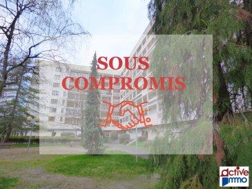 Appartement Thionville 6 pièce(s) 128 m2. A SAISIR !<br/>Au 3ème étage (avec ascenseur) d\'une copropriété située Allée de la libération à Thionville, devenez propriétaire de ce très bel appartement de 128m2.<br/><br/>Vous bénéficierez d\'un espace à vivre composé d\'un vaste salon-salle à manger en parquet massif de plus de 36m2 donnant accès à un balcon (double exposition Sud et Ouest), d\'une cuisine dînatoire avec cellier, d\'un bureau donnant également accès au balcon.<br/>Un espace nuit, indépendant, est composé de 3 chambres (16, 11 et 10m2), une salle de bain douche et baignoire (à rafraîchir) et toilettes séparés.<br/><br/>L\'ensemble des pièces profitent de larges ouvertures, rendant l\'appartement très lumineux.<br/><br/>De part son emplacement, vous résiderez à proximité du centre ville et ses commerces, écoles, lycées, centres commerciaux ainsi que des principaux axes routiers et autoroutiers. Des arrêts de bus sont également situés juste devant la copropriété.<br/><br/>Garage privatif et cave en sous-sol<br/>Chauffage collectif gaz (répartiteurs individuels) <br/>Charges : 370€ / mois comprenant syndic, chauffage, eau froide, eau chaude, (avec répartiteur individuel), entretien de la chaudière, Electricité et assurance des parties communes, entretien des communs et des espaces verts, porte motorisée en sous-sol, entretien ascenseur.<br/>Aucune procédures en cours - 40 lots<br/>Honoraires d\'agence inclus, à la charge du vendeur<br/><br/>Agence ACTIVE IMMO : 03 82 84 17 98<br/>Marie Petitfrère : 06 95 67 68 76<br/>Copropriété de 40 lots (Pas de procédure en cours).<br/>Charges annuelles : 4400.00 euros.