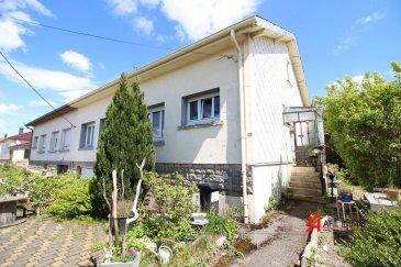 Maison jumelée à Villerupt