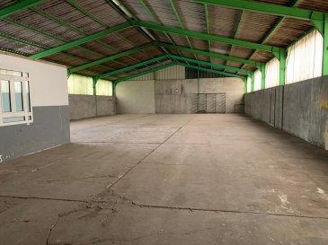 Dans la zone commerciale, entre Ars sur Moselle et Ancy sur Moselle  Entrepôt de 450 m² avec 2 bureaux et parkings  Libre pour toutes activités   Frais d'agence : 5220€ TTC  48 rue des Quarrès