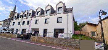 Immo Color Sàrl, a le plaisir de vous proposer une maison en vente, située dans une très belle localité au calme à l'Ouest du pays, à seulement 20min de Luxembourg Ville.  Greisch fait partie de la Commune d'Habscht.  Cette nouvelle construction