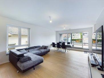 Visite virtuelle : https://premium.giraffe360.com/remax-partners-luxembourg/a8d7961efa9649aaaf9e1c1140a14909/<br><br>Louis MATHIEU RE/MAX Partners, spécialiste de l\'immobilier à Dudelange vous propose en exclusivité à la vente ce magnifique duplex de 2020, situé au deuxième et dernier étage d\'une résidence de quatre unités. <br>Il dispose d\'une superficie habitable de 116,21 m². Ce bel appartement vous séduira par ses matériaux de qualités, sa proximité aux commodités, sa belle terrasse, et bien d\'autres choses encore.<br><br>Il se compose au premier niveau : d\'un hall d\'entrée avec placard de rangement, d\'un grand séjour/salle à manger de plus de 50 m² avec un accès sur la terrasse de 15 m² exposée Sud, d\'une cuisine équipée haut de gamme ouverte sur le séjour (équipements Siemens/Smeg/Bora/Samsung) avec un coin repas, d\'un WC séparé avec lave-main.<br><br>Au second niveau : un hall de nuit avec un mur complet de dressing, une première chambre de 18 m² avec un dressing sur mesure, une seconde chambre de 13 m², une troisième chambre de 11 m², une grande salle de bain complète (baignoire, douche italienne, double vasque, rangements, WC).<br><br>A tout cela s\'ajoute : un garage double en enfilade, une cave privative, une buanderie commune.<br><br>Caractéristiques supplémentaires : chauffage au sol, triple vitrage, VMC, climatisation réversible, parquet massif, interphone/vidéophone, etc?<br><br>Charges mensuelles : 350€ <br><br>Disponibilité à convenir.<br><br>La commission d\'agence est incluse dans le prix de vente et supportée par le vendeur.<br><br>Contact : Louis MATHIEU au +352 671 111 323 et louis.mathieu@remax.lu