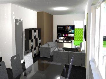 A VENDRE SUR LA COMMUNE D\'HAUCOUT MOULAINE UN APPARTEMENT DE TYPE F3 D\'UNE SUPERFICIE HABITABLE D\'ENVIRON 86M² SITUEE AU REZ-DE-CHAUSSEE D\'UNE RESIDENCE DE 3 LOGEMENTS,  COMPRENANT: Une entrée dégagement, une cuisine, un salon salle à manger, 2 chambres, un WC, une salle de bain, un cellier,  LES PLUS DE L\'APPARTEMENT,  DOIBLE VITRAGE PVC, CHAUFFAGE AU GAZ, 5 PLACES DE PARKINGS, UN GARAGE, UNE TERRASSE, UN JARDIN, PAS DE CHAREGES, PAS DE SYNDIC,  TRES BEAU PRODUIT A VOIR!!!!!!!!!!