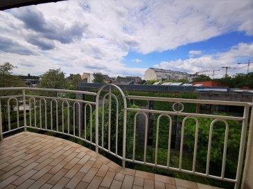 Dalpa SA vous propose à louer, un appartement de 2 chambres à coucher sur environ +/- 100 m², situé à Luxembourg-Bonnevoie.  Disponibilité : immédiate  L'objet se situe au : 19, rue Sigismond, L-2537  Situé au 3ième étage l'appartement se compose : - 1 hall d'entrée - 1 cuisine équipée donnant accès à un balcon - 1 lumineux séjour donnant accès à un balcon - 2 chambres à coucher - 1 salle de bain avec baignoire et une douche - 1 WC séparé  Au sous-sol une cave, ainsi qu'un emplacement de parking complètent ce bien.  Situé à quelques pas de la gare et du centre-ville de Luxembourg, Bonnevoie est un quartier résidentiel calme et multiculturel avec une qualité de vie considérable. Par ses accès faciles et proches des connexions de transports publics, autoroutes, nombreux commerces à proximité et ses espaces verts, Bonnevoie est devenu un des meilleurs quartiers pour y vivre.  Nous sommes à votre entière disposition pour tous renseignements complémentaires ou visites des lieux. Veuillez contacter Antonio Lobefaro sous le numéro + 352 621 469 311 ou par mail sur info@dalpa.lu  Si vous souhaitez vendre ou louer votre bien, nous mettons à votre disposition notre professionnalisme, savoir-faire ainsi que notre qualité de service. Nous vous proposons des estimations rapides, gratuites et réalistes.  ENGLISH VERSION  Dalpa SA offers for rent, an apartment of 2 bedrooms of +/- 100 m², located in Luxembourg-Bonnevoie.  Availability : immediate  The object is located at: 19, rue Sigismond, L-2537  Located on the 3rd floor, the apartment is composed as follows: - 1 entrance hall - 1 equipped kitchen giving access to a balcony - 1 luminous living room giving access to the balcony - 2 bedrooms - 1 bathroom with a bathtub and a shower - 1 guest WC  In the basement a parking spot and a cellar complete this ensemble.  Located a few steps from the railway station and the city centre of Luxembourg, Bonnevoie is a quiet and multicultural residential area with a considerable quality of li