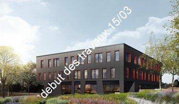 BURO CENTER LE BLACKSTONE Devenez acteur des nouveaux échanges internationaux.  Nouveau projet d'immeuble administratif au cœur de la nouvelle plateforme multimodale de Bettembourg.  Le Blackstone est un immeuble administratif de 2 000 m² de bureau desservis par 44 places de parking intérieur et 8 places de parking extérieur Le bâtiment est certifié haute qualité environnementale et fournit des prestations haut de gamme L'immeuble comprend 3 plateaux de bureaux indépendants d'une surface de 561 m² au rez-de-chaussée et 691 m² pour les étages. Ces plateaux sont divisibles par 2  Ce lot de 301.64m² se situe au rez-de-chaussée et comprend une terrasse privative  Charges mensuelles complétés  : 3,5 ' le m²/mois HTVA , reste à charge la consommation électrique propre et impôt foncier.  Localisation du bien : ZI Scheleck 2 L-3225 Bettembourg Une situation exceptionnelle au cœur du nouveau nœud ferroviaire Bettembourg-Zhengzou et sur les axes autoroutiers.  Modernisme, standing et intégration de l'espace vert.  Confort intérieur en tenant compte des vues, de l'apport de lumière ainsi que l'efficience énergétique  - des espaces de confort et de travail de haut de gamme - une ligne architecturale résolument contemporaine - une réponse poussée aux contraintes environnementales ( bâtiment à basse consommation d'énergie classé B - des charges compressées grâce aux performances énergétiques et ergonomiques du bâtiment.  Les prix s'entendent HTVA Contact : Jean Charles Balderacchi Téléphone : +352 621 835 324 Ref agence :5095807
