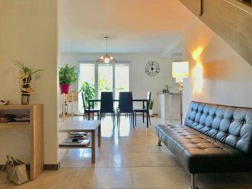 METZERVISSE - Maison 6 pièces - 104 m². Lotissement LE PERO dans une impasse et proche des commerces, <br/>En cours de construction, *maisons prêtes à finir*, sous les normes de la RT2012, sur 2 niveaux:<br/>Rez-de-chaussée: espace séjour et cuisine ouverte avec accès à la terrasse, un w.c, un cellier avec accès au garage pour un véhicule; <br/>1er étage: 4 chambres et une salle de bain avec w.c<br/><br/>*Prix à partir de 245 000€  frais d\'agence inclus charge vendeur*<br/><br/>Pourquoi acheter dans le neuf ? <br/>1. Economies d\'énergie et équipements aux normes<br/>2. Exonération de la taxe foncière <br/>3. Frais de notaire réduits<br/>4. Garanties constructeur<br/><br/>Plus de renseignements en agence