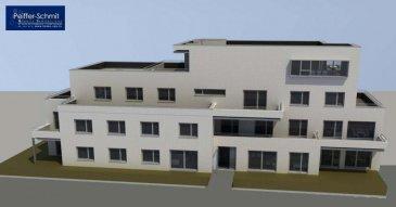 Nouvelle résidence 11 appartements à Steinfort, en état de futur achèvement.<br><br>Appartement 6 au premier étage:<br>Hall d\'entrée, grand séjour de 38 m2 avec cuisine ouverte, 2 chambres à coucher, salle de bain, WC séparé, débarras, balcon, cave, 2 parking intérieur.<br><br>Le prix affiché comprend 98.12 m2 de surface habitable, 12.06 m2 de balcon, 2 parkings intérieurs, une cave et 3% de TVA<br><br>Les corps de métiers choisis sont des entreprises Luxembourgeoise de renommé irréprochable. Service après-vente garantit!<br>L\'équipement de base comprend un standard élevé, tel que vidéophone, douche plate, détecteurs de fumé, VMC double flux individuel par appartement, etc.<br>L\'isolation de la façade sera réalisée en laine de roche.<br><br>En situation agréable au fond d\'une rue sans issue. Toutes commodités à proximité.<br><br>Plans et documentation détaillée sur demande<br />Ref agence :725935