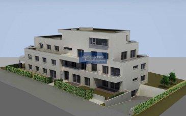 Nouvelle résidence 11 appartements à Steinfort, en état de futur achèvement.<br><br>Appartement 11 au 2ième étage:<br>Hall d\'entrée, grand séjour de 35.23 m2 avec cuisine ouverte, 3 chambres à coucher,  2 salles de bain,  débarras, terrasse, cave, 2 parking intérieur.<br><br>Le prix affiché comprend 113,35 m2 de surface habitable, 37.38 m2 de terrasses, 2 parkings intérieurs, une cave et 3% de TVA<br><br>Les corps de métiers choisis sont des entreprises Luxembourgeoise de renommé irréprochable. Service après-vente garantit!<br>L\'équipement de base comprend un standard élevé, tel que vidéophone, douche plate, détecteurs de fumé, VMC double flux individuel par appartement, etc.<br>L\'isolation de la façade sera réalisée en laine de roche.<br><br>En situation agréable au fond d\'une rue sans issue. Toutes commodités à proximité.<br> <br>Plans et documentation détaillée sur demande<br />Ref agence :725935