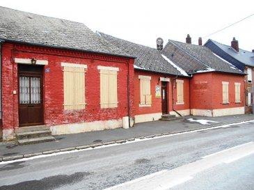 Maison à Landouzy-la-ville
