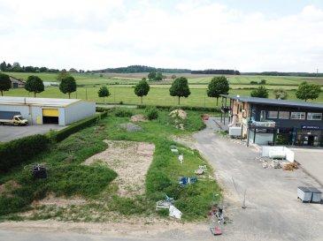 Terrain industriel à Mertzig