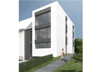 Dans un quartier calme de Howald, ce très beau projet d'habitation privée est conçu comme suit : L'entrée latérale s'ouvre sur un hall ± 6 m2 avec wc séparé ± 3 m2. Ce hall dessert la cuisine équipée et son espace repas ± 40 m2, le séjour ± 34 m2 avec feu ouvert et baies vitrées s'ouvrant sur la terrasse orientée Nord-Est ± 28 m2. Le 1er étage comprend la chambre parentale ± 33 m2, une salle de bain ± 14 m2 avec double lavabo, wc, douche et bidet ainsi qu'un bureau en galerie/mezzanine ± 24 m2 surplombant le séjour.  Le 2ème étage (étage des enfants) se compose de deux chambres spacieuses de ± 20 et 21 m2 disposant chacune d'une salle de bain en suite ± 10 m2. Le sous-sol comprend un garage avec espace rangement/buanderie ± 60 m2, une chaufferie ± 4 m2 et un local technique ± 2 m2.   Généralités :  -Projet d'une grande qualité ; -Ascenseur desservant chaque étage (idéal pour les personnes à mobilité réduite) ; -Chauffage au sol, triple vitrage, ventilation double flux ; -Le choix des matériaux de finition est laissé à l'acquéreur ; -Idéalement situé : à proximité de toutes commodités (bus, future ligne de tram, commerces, écoles, centre-ville).