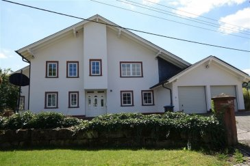 For US customers only!  260 sqm/ 2795 sqft country house for rent, high quality equiped in 54518 Rivenich, Moselstrasse 50. Long term lease prefered.   Price: 2.650 €   5 x bedrooms,  3 x fully bathrooms,  1 x guest toilet,  1 x buildin kitchen/with middle block/pantry, fully equipped, 1 x livingroom with stove,  1 x double garage/ elec. gates with remote,  1 x huge backyard (20.000 sgft),     Basement:  -3 x storerooms,  -1 x laundry room, -1 x indoor pool,  Pets: negotiable    Utilities:  -heat: tenant will purchase oil (use your VAT form),  -water/waste-water/garbage: 47€ per person annual invoice,  -phone/Internet: own contract with local provider,  -household electricity: own contract with local provider.   When you have any questions, or you want to schedule a viewing, please contact me any time.   Have a great day!
