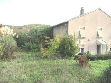 Châtel Saint Germain. Maison à rénover avec terrain à bâtir. Au coeur du village, maison à rénover de 88 m² sur une parcelle de 821 m²  avec  possibilité  de construction neuve. Pour plus de précisions, merci de contacter Mr. Vincent Cimino au 0610326357.