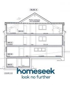 Contactez le 661 518 484 ou 26 25 99 64 / Courriel : Dabadou@homeseek.lu  Projet pour Investisseur avec Autorisation de construire et Cadastre vertical.  Sur un Terrain de 9,2 ares avec une maison :  Projet accepté par la commune : Résidence de 6 logements totalisant + de 500 m² de futures surface habitable (prix moyen du secteur en VEFA 4150 €/m²), avec 12 emplacements véhicules ( 6 garages / 6 places extérieures )  RDC :  1 logement de 92,29 m² et 1 logement de 46,23 m².  1er étage : 1 logement de  93,37 m² et 1 logement de 97,02 m²   2ème étage :  1 logement de 93,37 m² et 1 logement de 91,45 m² avec terrasse.  Sous-sol :  Cave, Buanderie, Rangements communs.  Pour plus d'informations vous pouvez me contacter par téléphone au 661 518 484 et via courriel à Dabadou@homeseek.lu   Vous souhaitez vendre votre bien ? Contactez-moi et bénéficiez d'une estimation gratuite ! Ref agence :4921619-HB-AD
