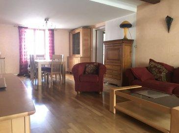 MAISON 4 - BICQUELEY. En exclusivité à 5 minutes de Toul. Venez visiter cette maison de village offrant en rez de chaussée, une entrée, cuisine équipée, un vaste séjour donnant un accès direct à la terrasse et au jardin, salle de bains, cave et buanderie. Au 1er étage , profitez de 3 belles chambres et d'une partie de 36 m² encore aménageables permettant d'y créer une chambre parentale. Chauffage gaz de ville.Prix : 158 000 euros Frais d'agence inclus à la charge du vendeur.- barème honoraires : www.tfimmo.com /nos-honoraires.php - Contact : 0675414705 - tfimmo54@gmail.com
