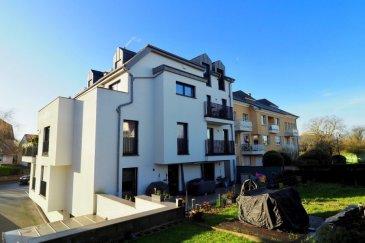 immohub, votre partenaire dans l'immobilier à Bertrange, vous propose en exclusivité, un Duplex d'une surface habitable de +/- 120 m2 avec balcon, jardin et emplacement intérieur. La résidence