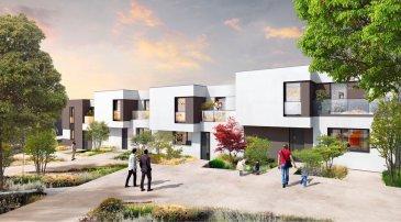 Futur construction de 8 maisons unifamiliale au centre du village dans un parc clos. L'architecture très contemporaine et un agencement lumineux et individuel sont des atouts majeurs de ces constructions hors normes. Des finitions soignés ainsi que des prestations de haut de gamme vous séduirons d'avantage.