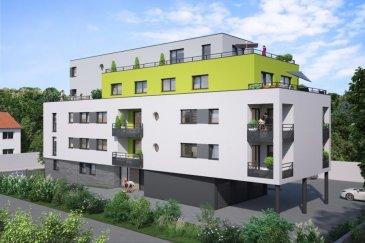 A vendre appartement T2 de 44m2 avec des prestations de qualité, dans une résidence de standing, dotée d'une architecture aux lignes contemporaines. Résidence sur 4 étages avec parkings ext, garages et ascenseur, l'appartement se trouve au 1er étage et se compose d'une entrée avec placard, une pièce principale avec coin cuisine,d'une terrasse de 5,60m2 exposition Sud d'une grandes chambre avec partie dressing,1 SDB,meuble vasque et WC. Chaque logement dispose d'un accès sécurisé par visiophone, isolation thermique et acoustique adaptée aux règles RT2012 Basse consommation – menuiserie PVC - volets roulants électriques –  - tableau électrique individuel - électricité aux normes NFC15100 - chaudière à condensation individuelle - chauffage au sol - parquet flottant dans les chambres - - meuble SDB et WC suspendu. Horaires d'agence 5% (à la charges du vendeur )  place de parking extérieur (+4500€)  Quartier agréable route de Lorry les Metz, à 10mn du centre ville de Metz, à 5 mn de l'accès A31, à 5 mn de la faculté du Saulcy. Et proche de tous commerces Livraison 4ème trimestre 2020  Pour toute réservation signée avant le 30 novembre 2019,le promoteur offre au choix du client: - soit une cuisine équipée d'une valeur de 3500€ - soit le prise en charge des frais de notaire à hauteur de 3500€  Contact au 06 85 13 13 57 ELIGIBLE LOI PINEL