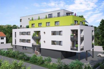 A vendre appartement T3 de 68,20m2 avec des prestations de qualité, dans une résidence de standing, dotée d'une architecture aux lignes contemporaines. Résidence sur 4 étages avec parkings ext, garages et ascenseur, l'appartement se trouve au 3ème étages et se compose d'une entrée avec placard, une pièce principale avec coin cuisine,d'une terrasse de 20m2 de deux grandes chambres,1 SDB,un WC séparé et une buanderie.  Chaque logement dispose d'un accès sécurisé par visiophone, isolation thermique et acoustique adaptée aux règles RT2012 Basse consommation – menuiserie PVC - volets roulants électriques –  - tableau électrique individuel - électricité aux normes NFC15100 - chaudière à condensation individuelle - chauffage au sol - parquet flottant dans les chambres - - meuble SDB et WC suspendu. Horaires d'agence 5% (à la charges du vendeur )  garage fermé(+16000€) place de parking extérieur (+4500€)  Quartier agréable route de Lorry les Metz, à 10mn du centre ville de Metz, à 5 mn de l'accès A31, à 5 mn de la faculté du Saulcy. Et proche de tous commerces Livraison 4ème trimestre 2020  Pour toute réservation signée avant le 31 octobre 2019,le promoteur offre au choix du client: - soit une cuisine équipée d'une valeur de 3500€ - soit le prise en charge des frais de notaire à hauteur de 3500€  Contact au 06 85 13 13 57 ELIGIBLE LOI PINEL