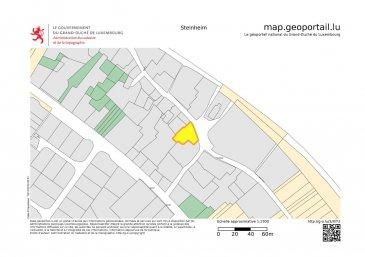 Projet avec autorisations pour 2 Maisons  A Steinheim/Echternach Ferme à rénover  Mr Kissel 691621235 Ref agence :4680071