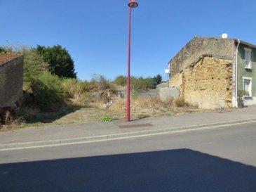 **OFFRE A SAISIR** En exclusivité terrain constructible à vendre de 3.57 ares En quête d'un joli terrain pour y construire votre maison de rêve ' Ne cherchez plus, vous l'avez trouvé !!!!  A l'entrée du village de Friauville proche de Verdun, Conflans- en-Jarnisy ainsi que de l'autoroute A4.  N' hésitez plus !!! Contactez-moi !!! Agent commercial du Val de Briey 884 881 514 Gauthier POIROT au 06.43.62.34.00