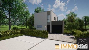 M572945 A VENDRE A METZ SUD LORRY MARDIGNY dans la commune de MARDIGNY beau projet dans nouveau lotissement \