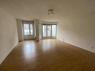 VENTE - 2 Pièces QUARTIER KRUTENAU.  EXCLUSIVITE ! Nous proposons à la vente ce beau 2 pièces de 60.17 m2 en plein coeur du quartier de la KRUTENAU à STRASBOURG. Au 4ème étage avec ascenseur d\'une copropriété de 1994 bien entretenue, le bien se compose d\'une entrée, d\'un séjour lumineux de 26.63 m2 avec balcon, d\'une cuisine séparée de 10.45 m2, d\'une chambre de 13,85 m2, d\'une salle de bain et d\'un WC séparé. Chauffage et eau chaude sont individuels électriques. Le bien se situe dans une copropriété de 48 lots.<br> Aucune procédure pour l\'immeuble. Quote-part moyenne du budget prévisionnel : 970,43EUR/an<br> Prix Frais d\'Agence Inclus : 296 800 EUR<br> Honoraires : 6% TTC à la charge de l\'acquéreur, soit 16 800 EUR<br> Votre contact : HEBDING Immobilier 03.88.23.80.80